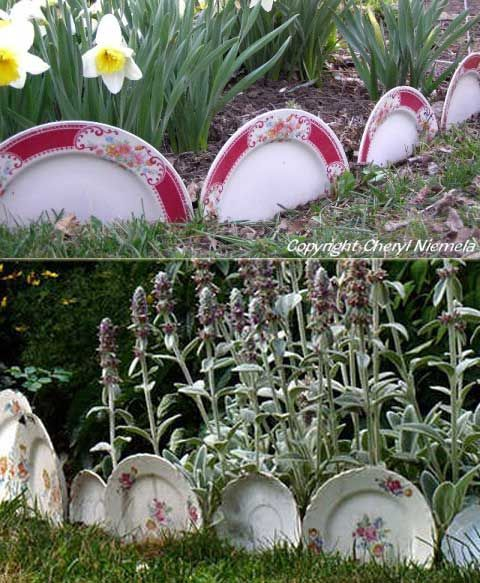 20 coole DIY Garten Bett und Pflanzer Ideen