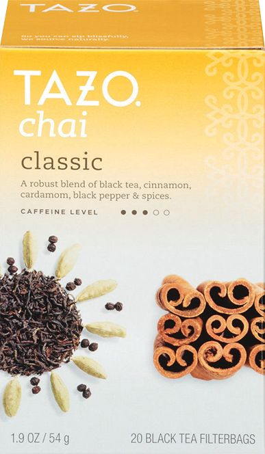Experience TAZO® Chai, where #SweetMeetsSpicy. Save up to $2 off!  Perfect for cold mornings.  It has a great flavor.  Thanks @smiley360 and @TAZO for the opportunity to try it for free