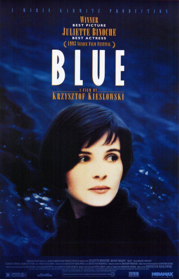Trois couleurs: Bleu (via fuckyeahmovieposters)
