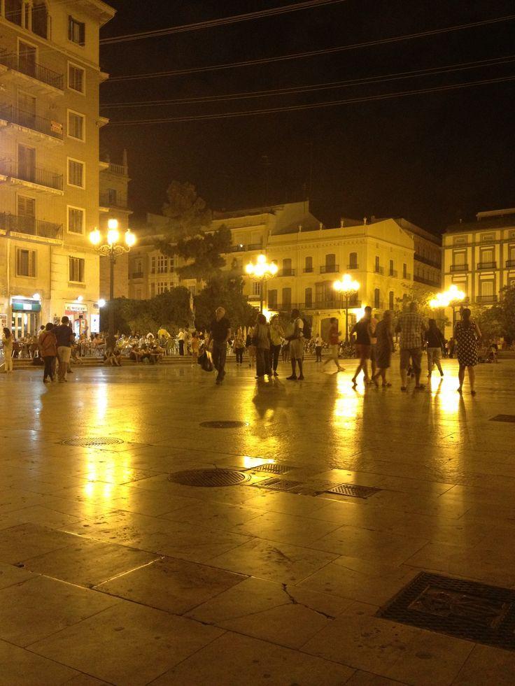 Evening in Valencia
