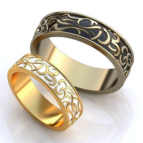 Wedding ring  519 w