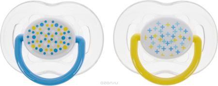 """Philips Avent Пустышка силиконовая ортодонтическая Freeflow цвет голубой желтый от 6 до18 месяцев 2 шт SCF180/24  — 709р.  Ортодонтическая силиконовая пустышка Philips Avent """"Freeflow"""" имеет шесть отверстий в ободке для большего комфорта для чувствительной кожи. Силикон не обладает вкусом и запахом, что делает этот материал наиболее приемлемым для младенца. Пустышка помогает удовлетворить естественную потребность в сосании, а также тренирует мышцы губ, языка и челюсти, что играет важную роль…"""