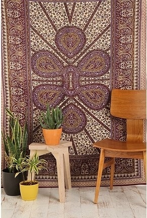 Paisley Teardrop Tapestry - StyleSays
