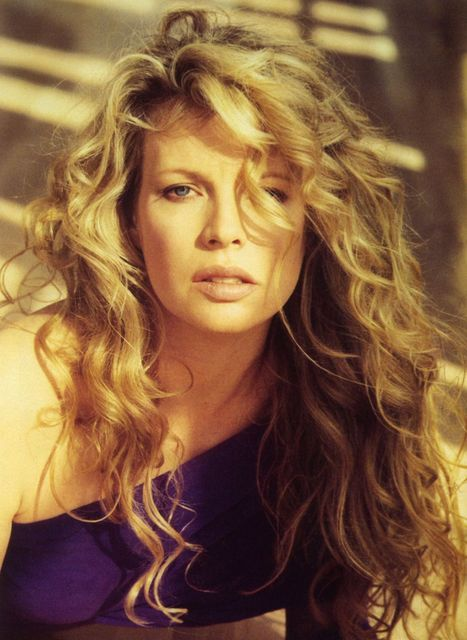 Kim Bassinger (no matter what, no matter what her age is..she will forever have THE LOOK woman dream of having... xxx