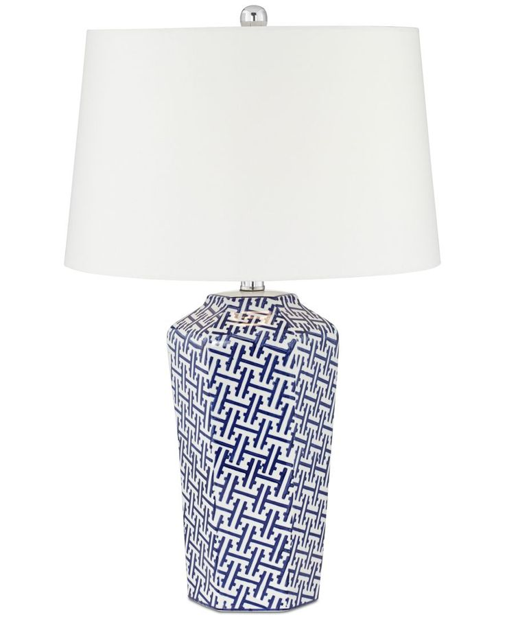 Pacific Coast Mediterranean Table Lamp