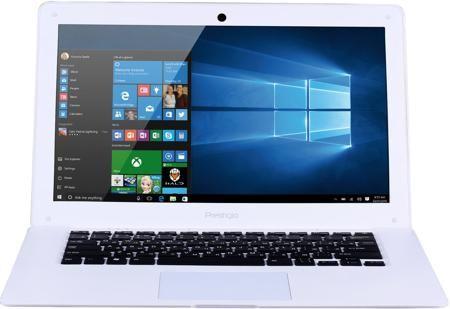 Prestigio Smartbook 141A03 (Atom Z3735F 1.33 Ghz/14.1/2Gb/32Gb/HD Graphics/W10/White) PSB141A03BFW  — 15090 руб. —