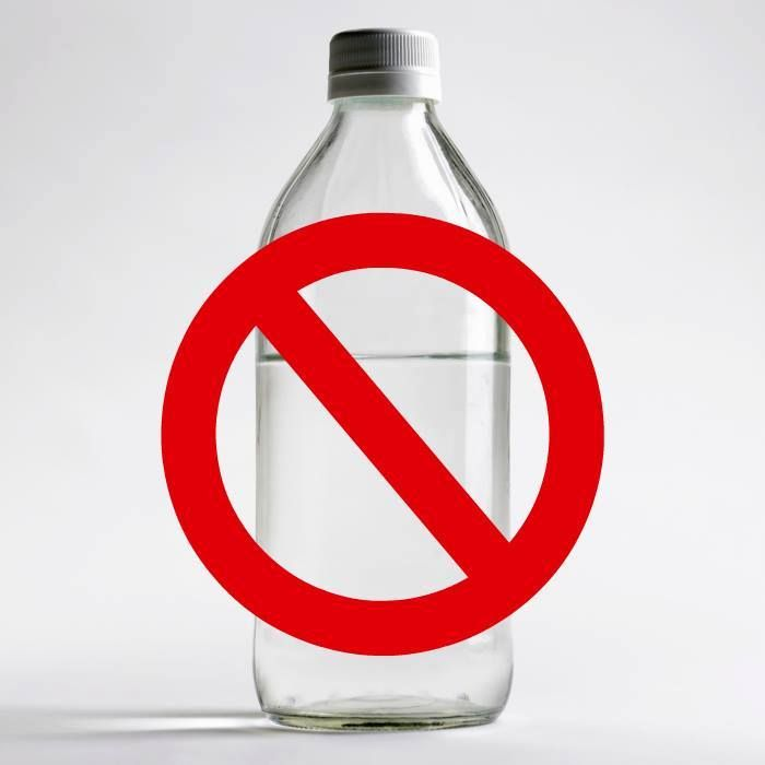 Vinegar is a great cleaner, but NOT for these 6 things.