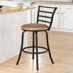 mainstays metal swivel bar stool 29 set of 3 black walmart throughout saddle bar stools at walmart cak11