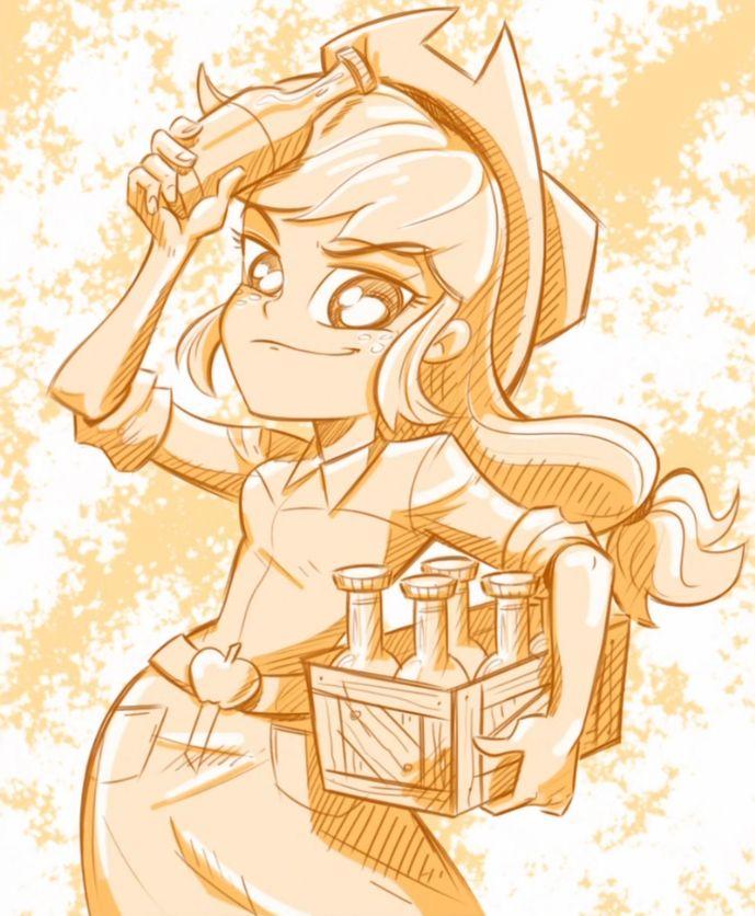 Applejack - My Little Pony Equestria Girls: Rainbow Rocks End Credits