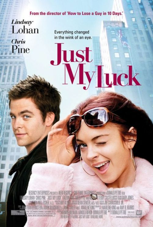 Just My Luck #movies #films