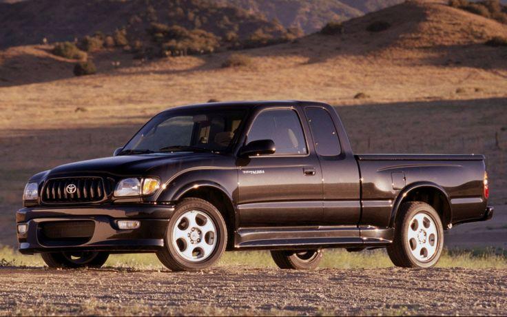 2003 Toyota Tacoma Review - http://whatmycarworth.com/2003-toyota-tacoma-review/