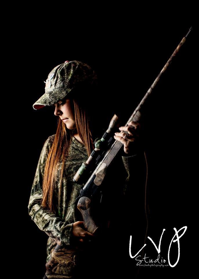 Leah Vance Photography senior hunting pic