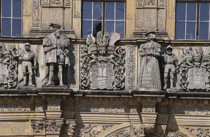 Castle Brzeg, Poland