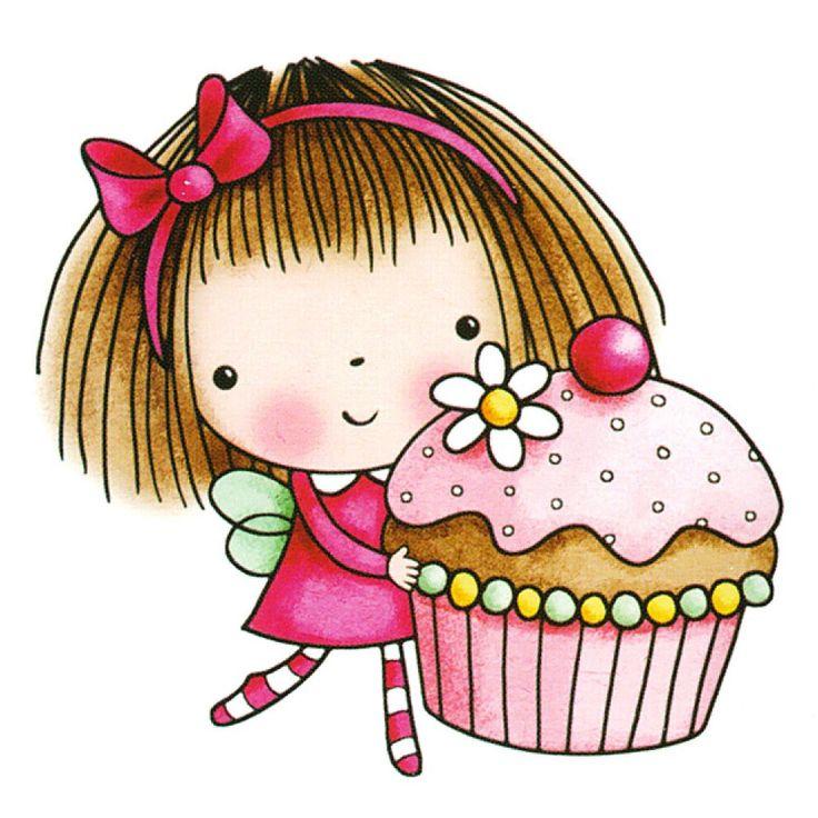 〆(⸅᷇˾ͨ⸅᷆ ˡ᷅ͮ˒).                                                          Fairy cupcake