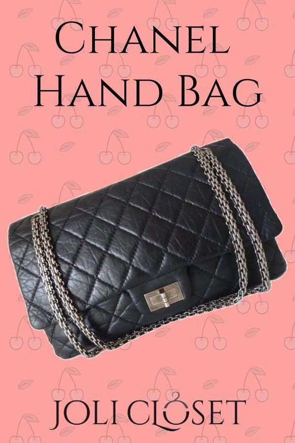 eaecf45ee1c4 Looking to add a classic bag to your handbag collection without burning a  hole in your pocket? Why not go for an evergreen Chanel 2.55 Maxi Handbag  in black ...