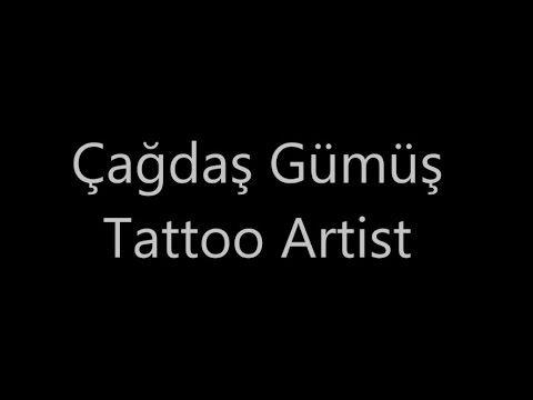 Koi balığı ve lotus dövmesi (koi lotus tattoo)