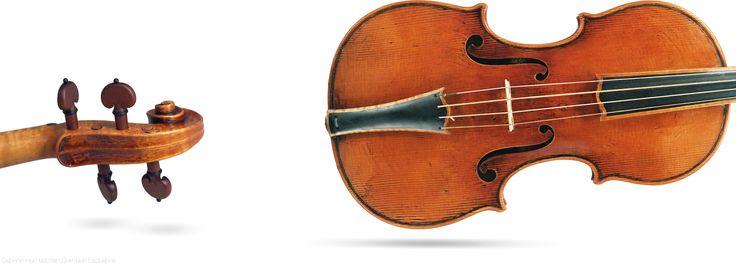 Fine Baroque Violin