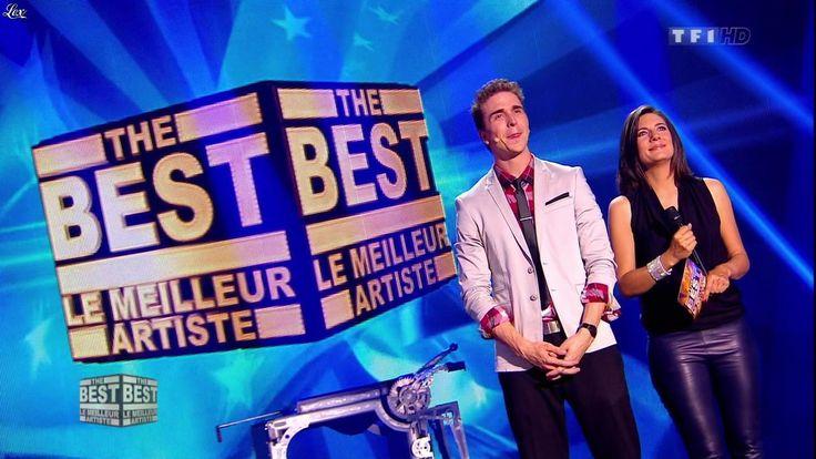 Estelle Denis dans The Best (Cuir, Estelle Denis).