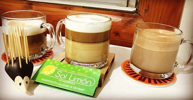 Quieres tus productos #saludables & #gourmet pero el frío te complica??☁️⛄️😨 Con un #Latte, #Cortado, #Cappuccino o #Espresso…