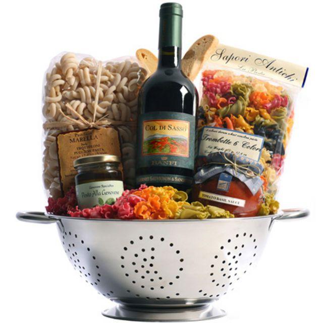 Unisex gift basket ideas