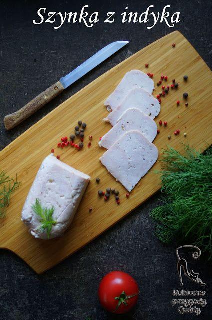 Kulinarne przygody Gatity: Szynka z indyka z szynkowara
