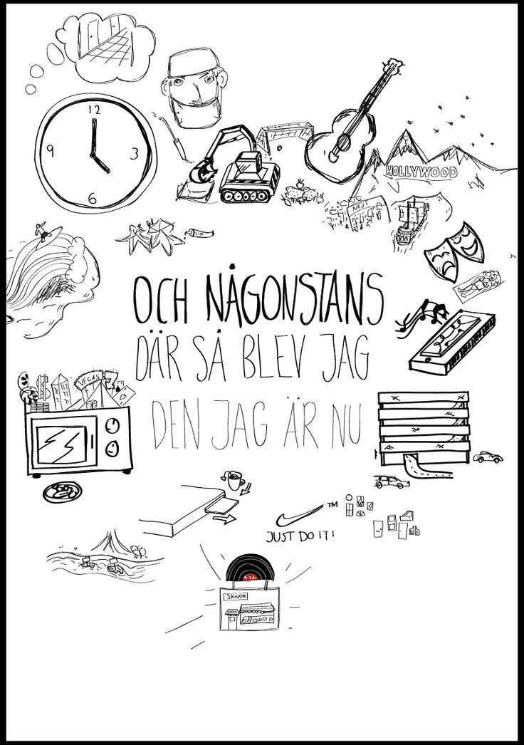 Illustration for a Friend. Lars Winnerbäck - Söndermarken