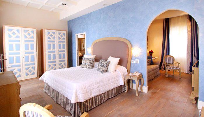 Decorazione d'interni Hotel a Taormina