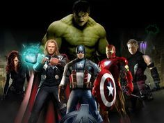 Wallpapers For > Avengers Hd Wallpapers For Windows 7