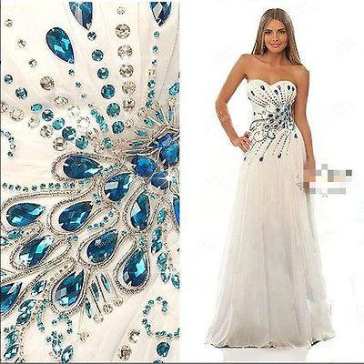 Новый без рукавов милый со стразами шифон пляж невеста свадебное платье Custom