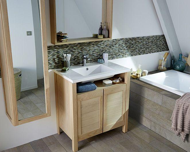 les 25 meilleures idées de la catégorie salle de bains familiale ... - Lavabo Salle De Bain Castorama