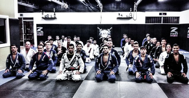 How Champions Train: Team Atos Specific Strength & Conditioning Training for BJJ