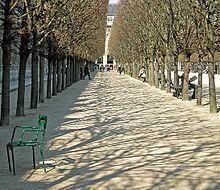 Jardin du Palais-Royal — Wikipédia