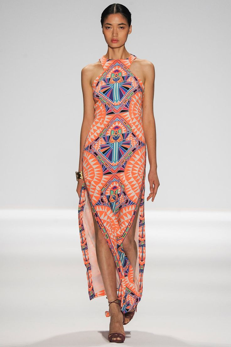 Мара Хоффман Весна 2014 Готовая к ношению Коллекция Фото - Vogue