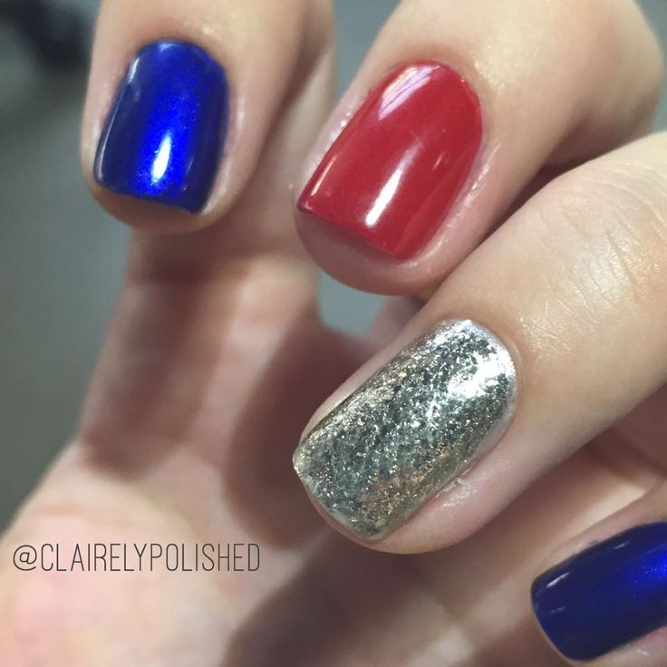 Full details on my american themed manicure on my Clairely Polished site and Facebook page! #nailart #americannails https://www.facebook.com/pages/Clairely-Polished/1476279292636879