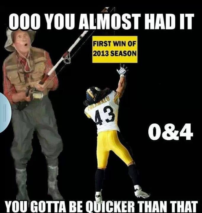Funny Steelers Meme : More steelers humor this isn t one of my memes but i like
