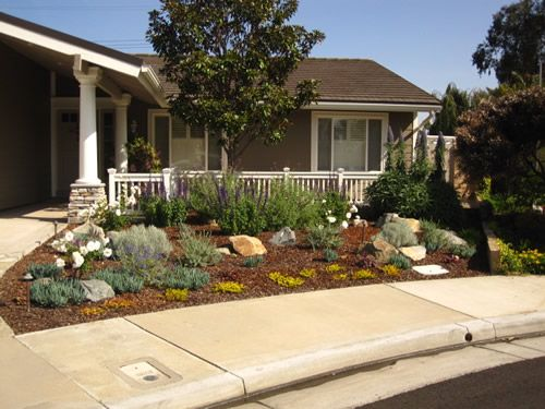 8 Best Images About Native Plants Landscape Designs On Pinterest | West Coast Gardens And ...