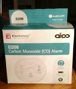 NEW-AICO-Ei208-CARBON-MONOXIDE-CO-ALARM