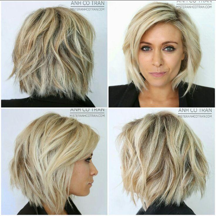 Schoner Haarschnitt Haircut Halblang Nice Haar Ideen Haar Haarschn In 2020 Mittellange Haare Frisuren Einfach Haarschnitt Frisuren Haarschnitte