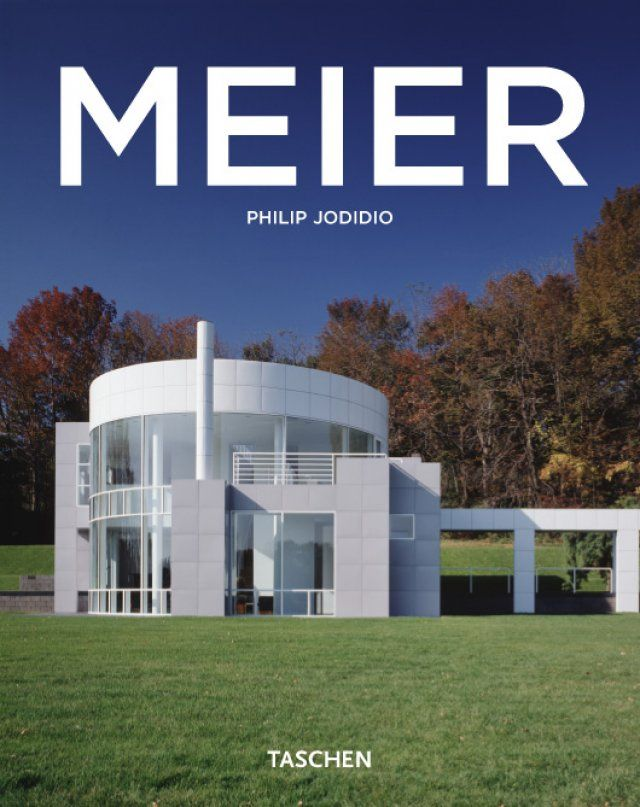 Meier's work takes the past, fluidly incorporating it into a modern context.  Often pulling from Corbusier's forms and massings.