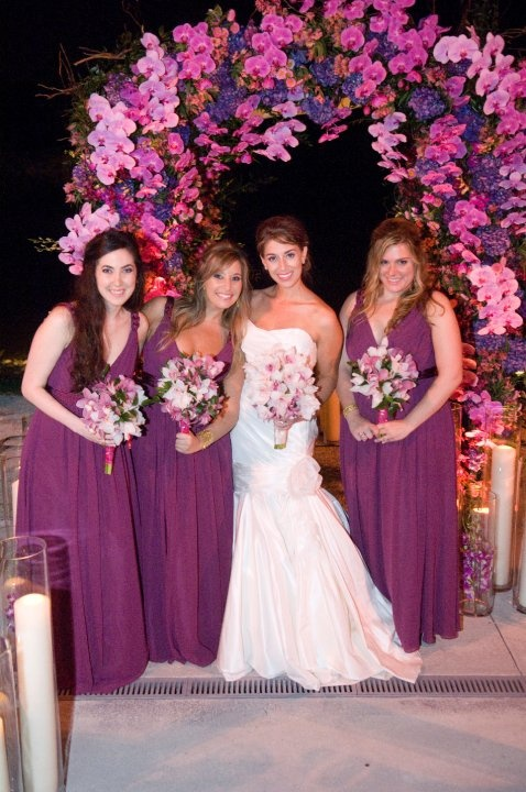 9 Best Images About Bridal Party Flowers On Pinterest