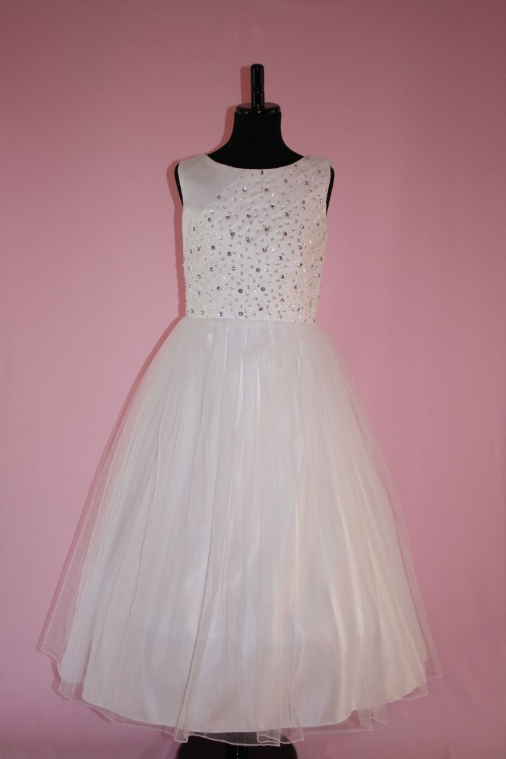 First Communion/Flower Girl Dresses from Silk n Satin Communion Dresses. $64.95 https://silknsatincommuniondresses.com.au/product/julia/