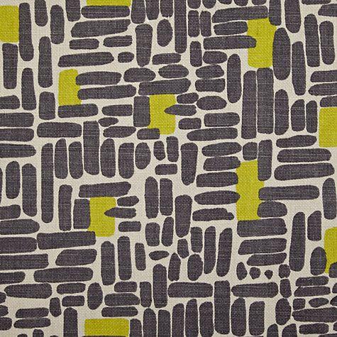 Buy John Lewis Bricks Fabric Online at johnlewis.com