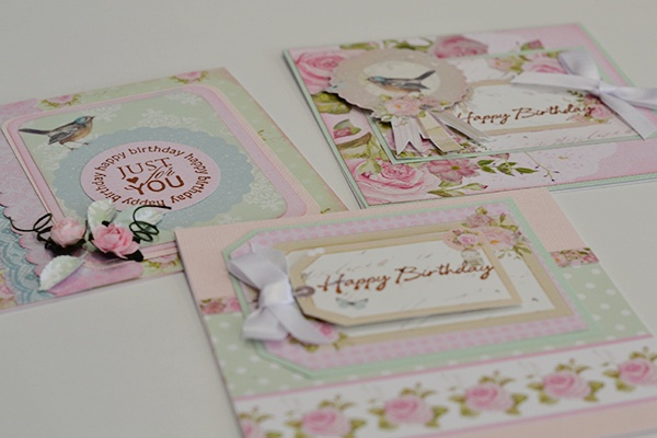 Mature Ladies Card Making - Helen Greco   Paper Flourish