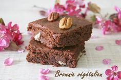 Brownie fondant vegan sans gluten tout simple