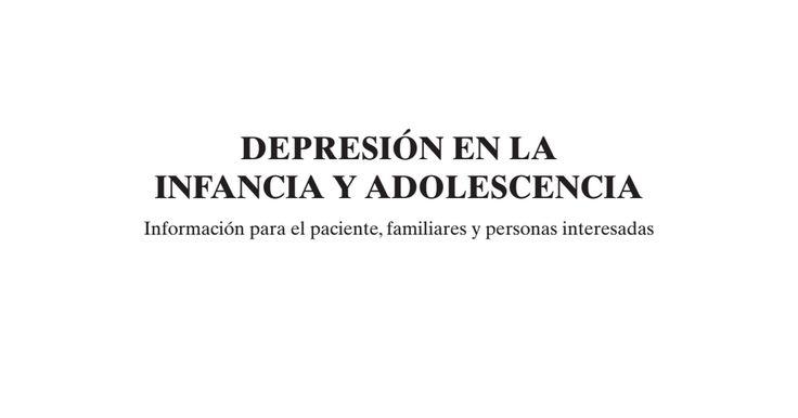 PGPF Depresión en la Infancia y Adolescencia.PDF