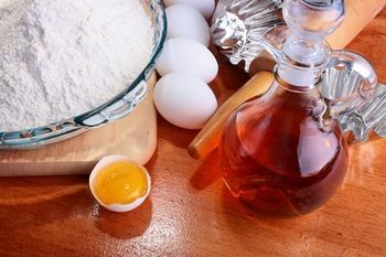 Oil substitutes to make baking healthier. I have tried them and you really can't tell a difference!