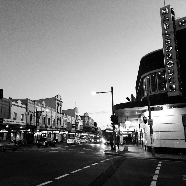 Newtown, Sydney - Home!