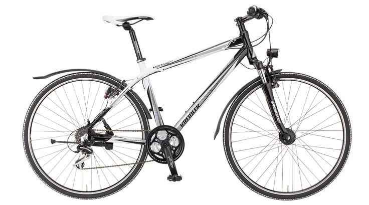 Mustang Cross 1.0 EQ Shimano Acera 24-speed