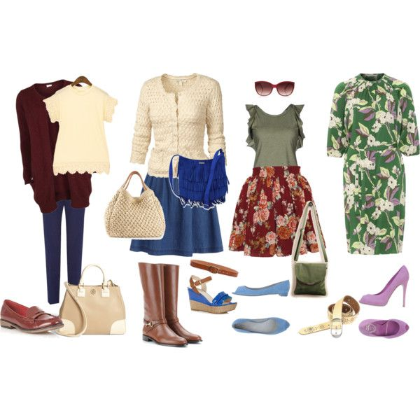 """Classic garden"" by lovemybodyru on Polyvore"