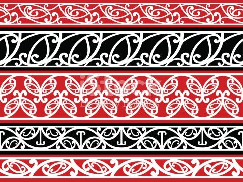 Maori Symbols - Maori Designs And Their Meanings